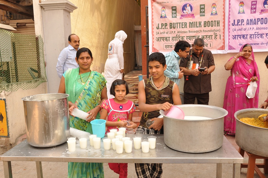 JPP Jain Buttermilk Booth, Chennai